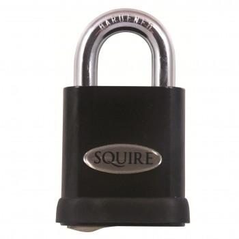 Squire Stronghold E SS65E/SS50E Euro Open Shackle Padlocks