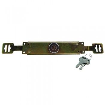 P1800 Roller Shutter Lock GOLD KA 2K