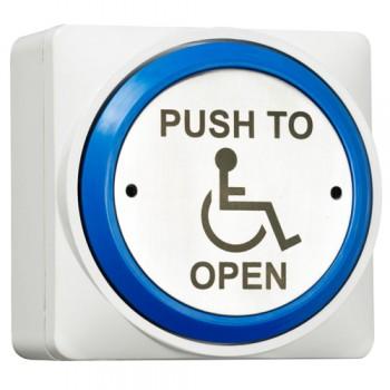 TSS DDA Push to Open Plate