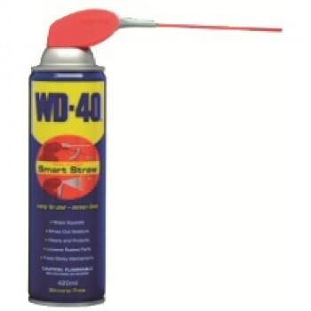 WD40 Smartstraw Lubricant Spray