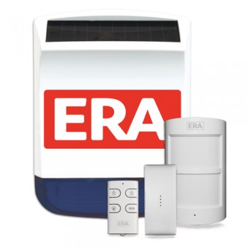 ERA Valiant - Wireless Solar Siren Alarm Kit