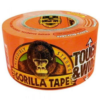 Gorilla Tape 'Tough and Wide'