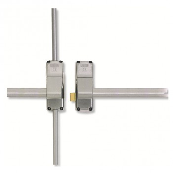 Double Panic Bars En1125 Door Closers Amp Panic Hardware