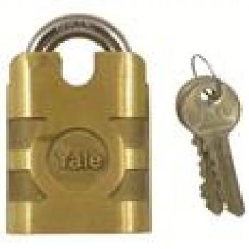 Yale L850 Bronze Closed Shackle Padlocks