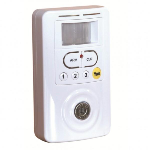 yale saa8011 motion detector alarm. Black Bedroom Furniture Sets. Home Design Ideas
